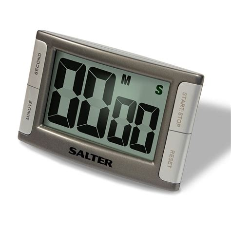 Kitchen Timer salter contour digital kitchen timer