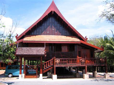 thai house modern thai house