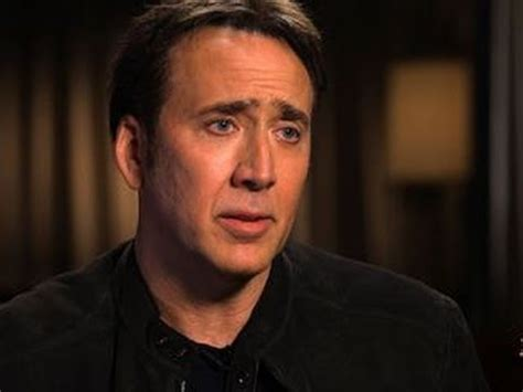 nicolas cage zauberfilm nicolas cage s quot most disgusting horrible memory quot from