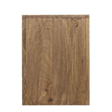 comodini in legno massello comodino in legno massello di mango etnico outlet mobili