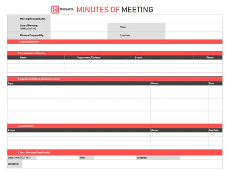 example of meeting minutes format archives newerasolutions co invrs co