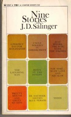 themes in jd salinger s nine stories nine stories j d salinger the new yorker
