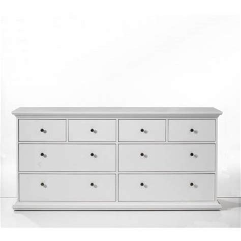 8 Drawer White Dresser by Maison Park 8 Drawer Dresser White Walmart