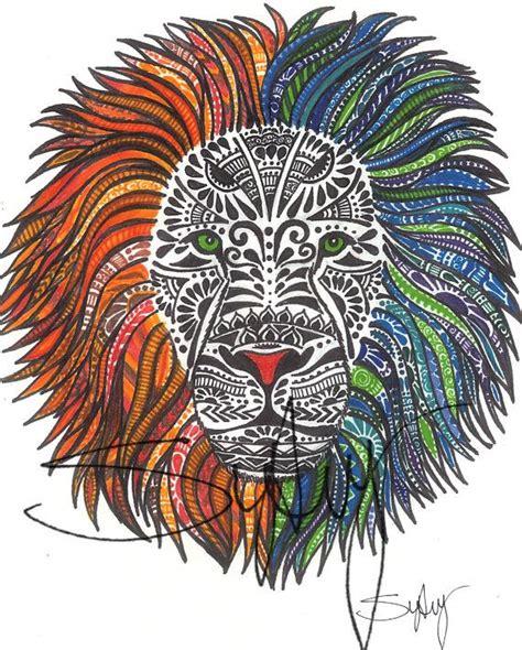 lion zentangle recruitment school spirit pinterest 158 best oh my lions images on pinterest lion lion of