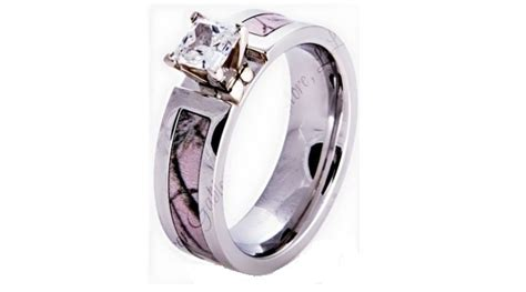 Wedding Ring Represents by Best 25 Camo Wedding Rings Ideas On