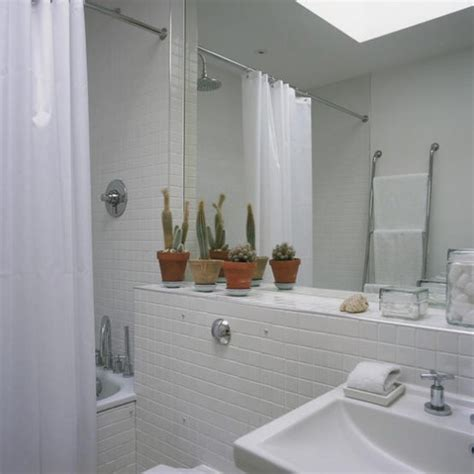 white tiled bathrooms 35 small white bathroom tiles ideas and pictures