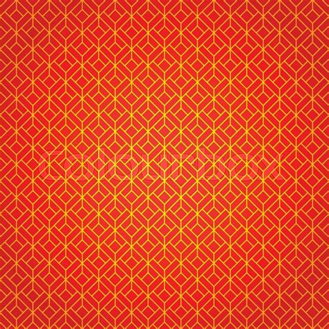 new year background paper gold and geometric national seamless pattern