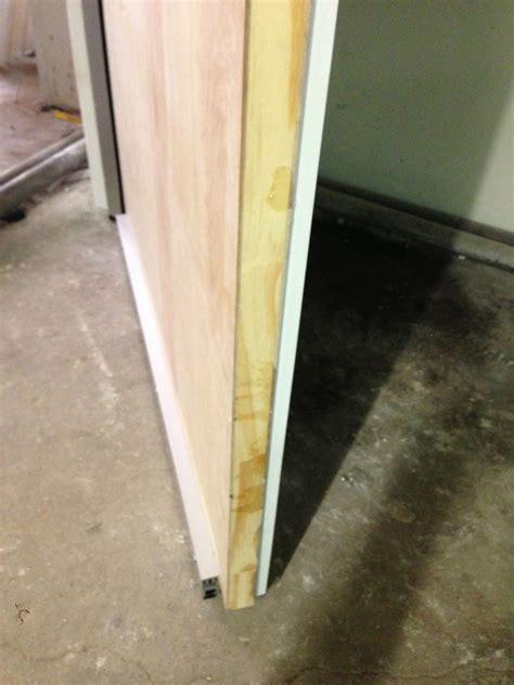Door Sweep Soundproof by Boiler Room Door Soundproofing To Isolate Noise