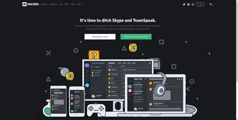 discord website how to install discord on linux