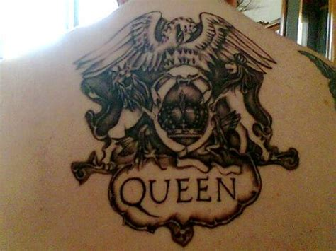 tattoo queen band 19 queen band tattoos