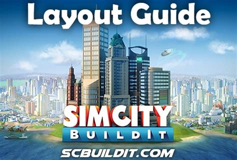 simcity buildit guides 2015 build and maintain roadsonline strategy more strategy simcity buildit layout images