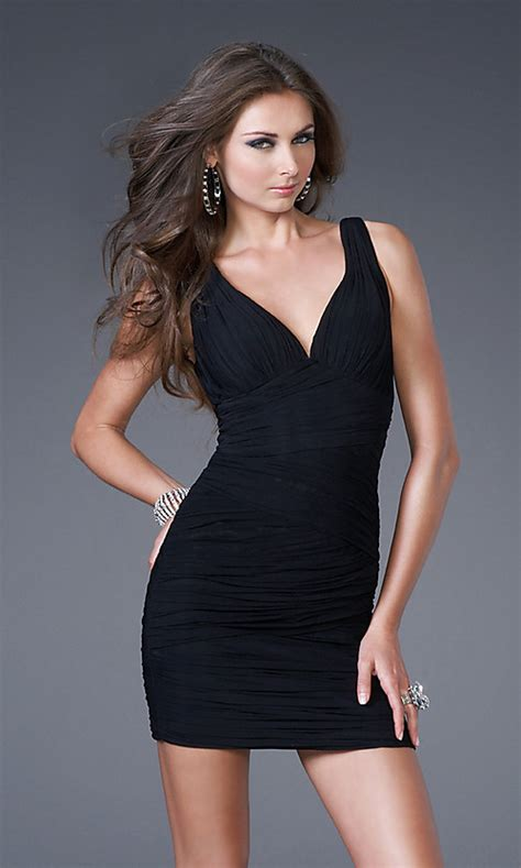 sexy prom black dress  sexy holiday party dresses