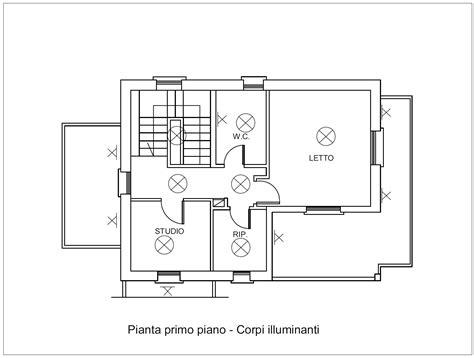 punti luce soggiorno progettazione impianti elettrici archdesignonline