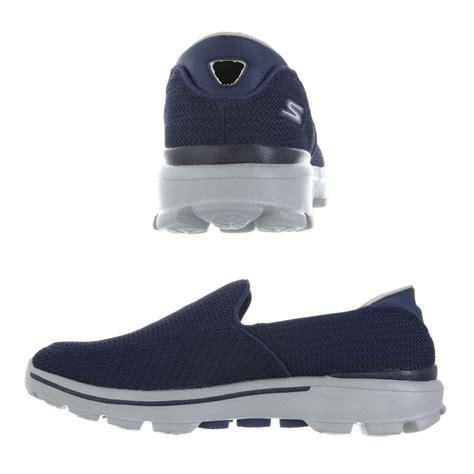 skechers go walk 3 mens walking shoes ss16