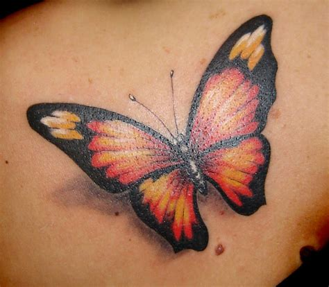 Beautiful Butterfly Tattoo Design Inspiration Beautiful Tattoos For 2