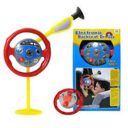 Steering Wheel For Toddler Car Seat Child Back Seat Car Steering Wheel Driving Toys Horn