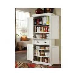 food pantry cabinet distressed white rustic hardwood