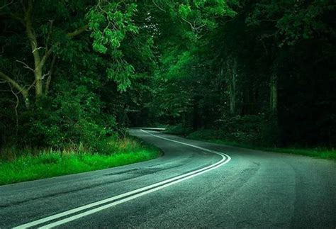 beautiful road most beautiful roads in the world wonder world