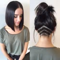 k bob hairstyles best 25 undercut bob ideas on pinterest