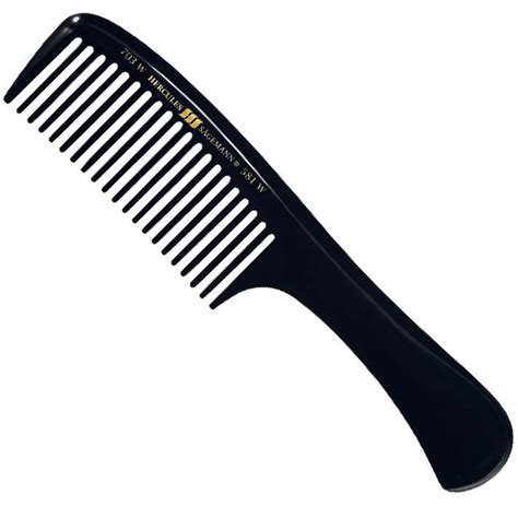 mens hair products to use with a comb hercules mens grooming handle comb seamless 7