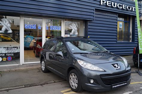 occasion peugeot 207 sw active 1 6 hdi 90 ch