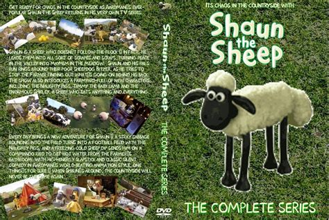 Dvd Shaun The Sheep Season 3 Complete Series shaun the sheep the complete series tv dvd custom covers shauncomplete dvd covers