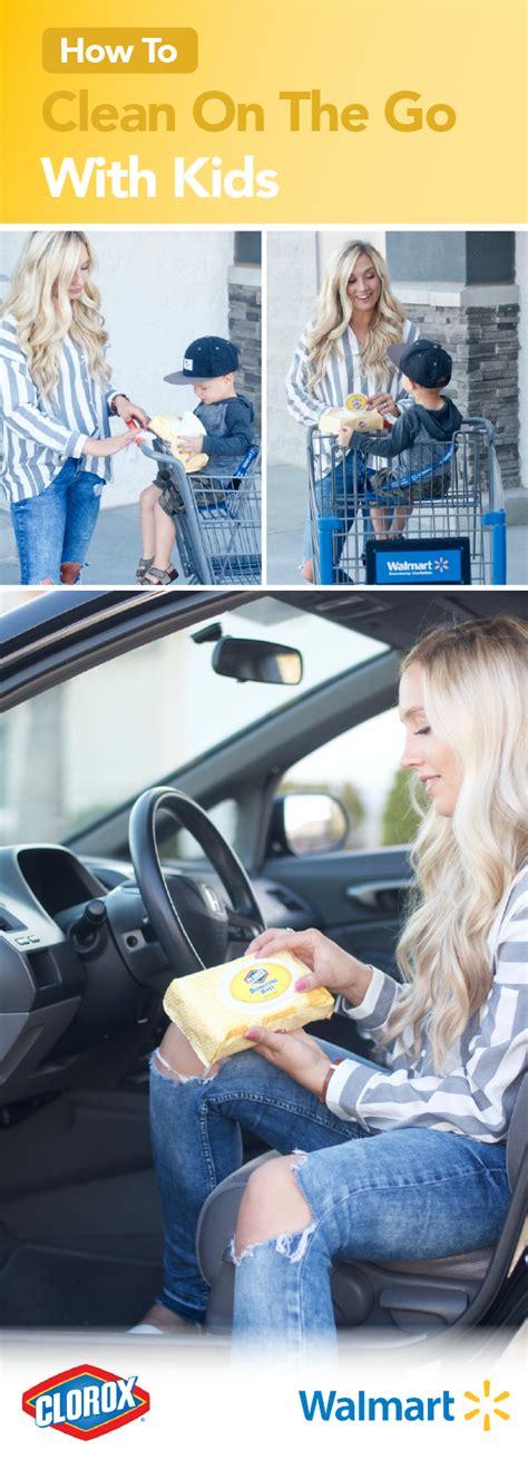 good  days   fresh  clean car       clorox