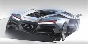 Lamborghini Future Concept Lamborghini Cnossus Concept Car The Story On Lambocars