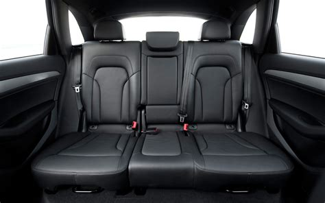 Back Seat by 2013 Audi Q5 3 0t Test Photo Gallery Motor Trend