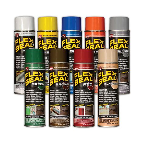 midwest sales 187 exciting product flex seal colors