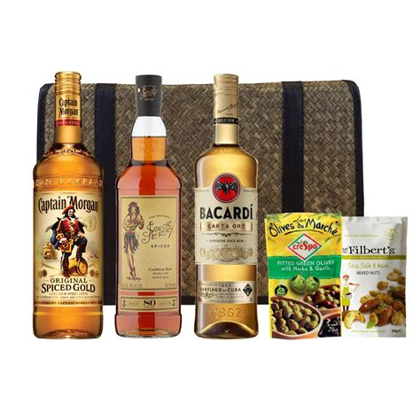 Bolu Gulung Rum Mix Nuts spiced rum her with nuts and olives gifts international