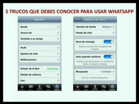 tutorial trucos whatsapp full download 5 trucos que debes conocer para usar whatsapp