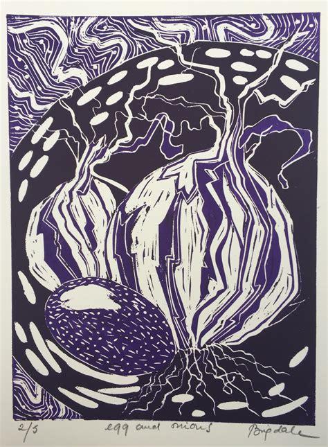 Print S lino prints harriet brigdale artist