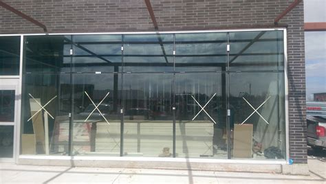 Glass Store Front Doors Glasspros Ca Storefront Glass Replacement And Entrances