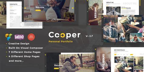 Oyster V3 4 Creative Photo Theme cooper v3 1 creative responsive personal portfolio theme vestathemes
