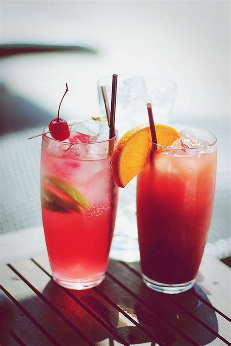 refreshing drink summer pinterest
