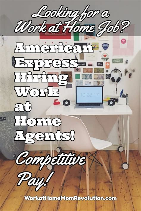 work at home american express hiring collections agents