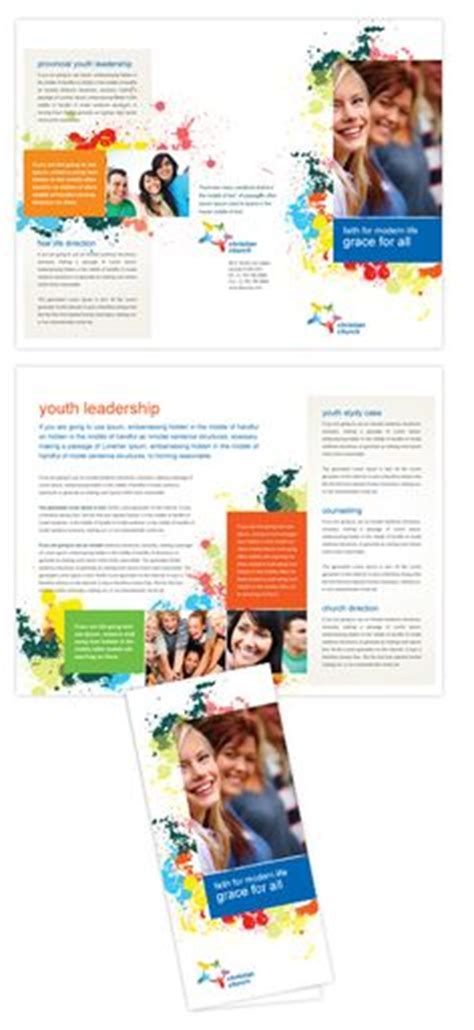 1000 Images About Church On Pinterest Bethel Church Brochures And Tri Fold Brochure Template Ministry Brochure Template