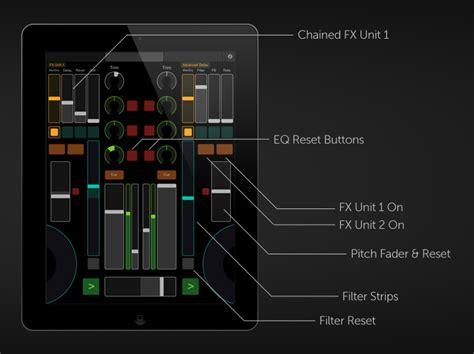 layout editor touchosc cdj 1000 inspired touchosc layout ipad