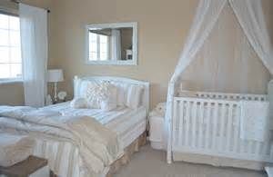 Guest Bedroom Nursery Soft Neutral Nursery And Guest Bedroom The Umbrella