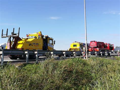 cronaca di pavia oggi autostrada a1 bloccata per incidente stradale foto