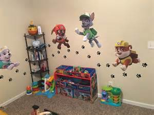 Paw Patrol Room Decor My Sons Paw Patrol Bedroom My Sons Paw Patrol Bedroom Kid For And Toys