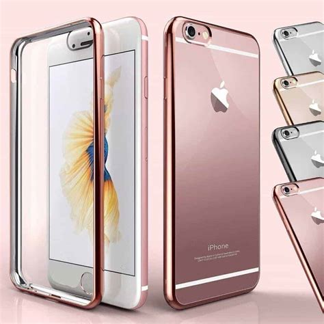 Ultrathin Ultra Thin Casing Clear Softcase Iphone 6 Plus 6s Plus ultra thin clear soft bumper cover for iphone 6 6s