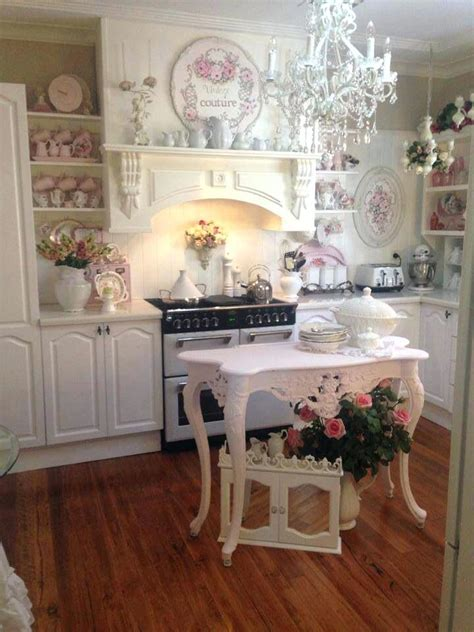 shabby chic kitchen cabinets on a budget small white island ideas norma budden