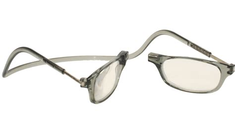 magnetic reading glasses ideal for work cooking
