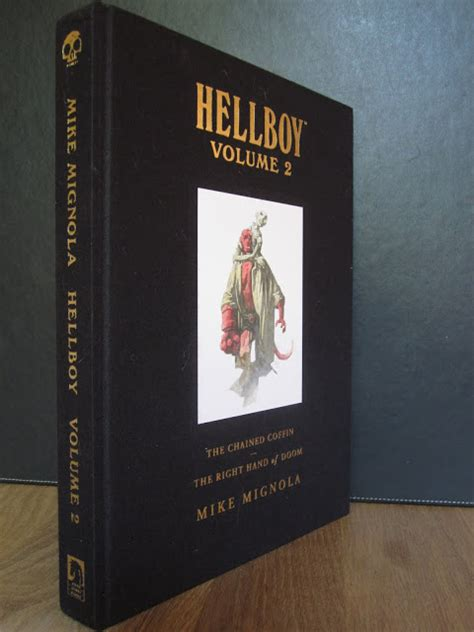hellboy library edition volume 1595823522 my absolute collection hellboy library edition volume 2