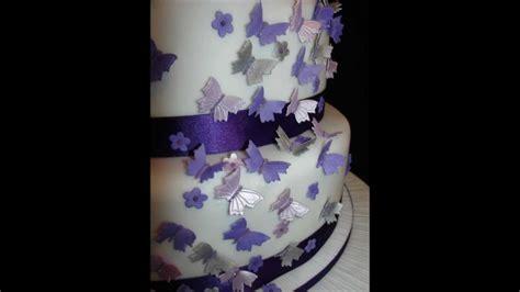 Butterfly Wedding Cake by Butterfly Wedding Cake