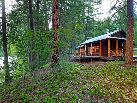 River Cabins by Methow River Cabins Small House Swoon