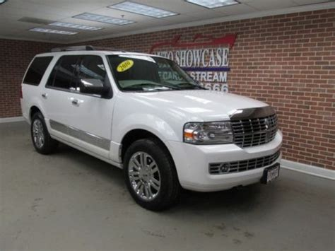 for sale 2007 passenger car lincoln navigator ultimate elite nav dvd moon thx chr clifton sell used 2010 lincoln navigator ultimate navigation sync 4x4 dvd 8 passenger warranty in carol