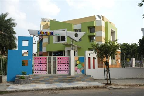 Home Design Inside Image by Adharshila Vatika Kindergarten Spaces Architects New